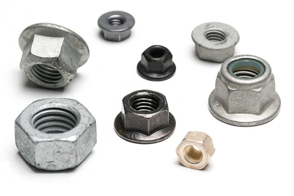 Ramco custom engineered lock nuts