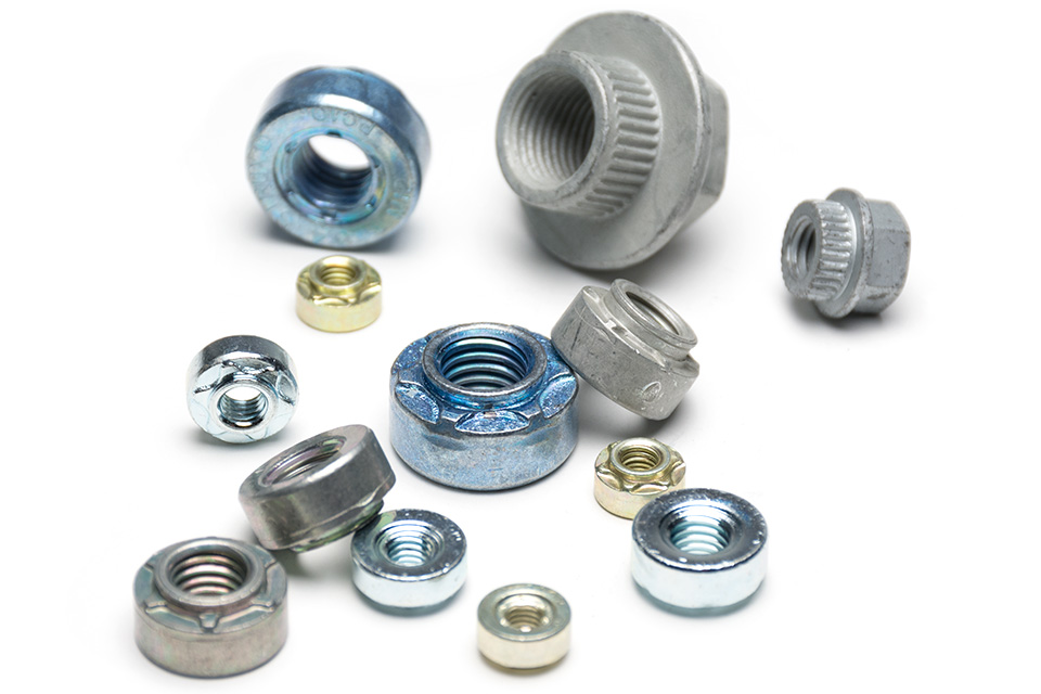 Ramco Pierce and Clinch Nuts